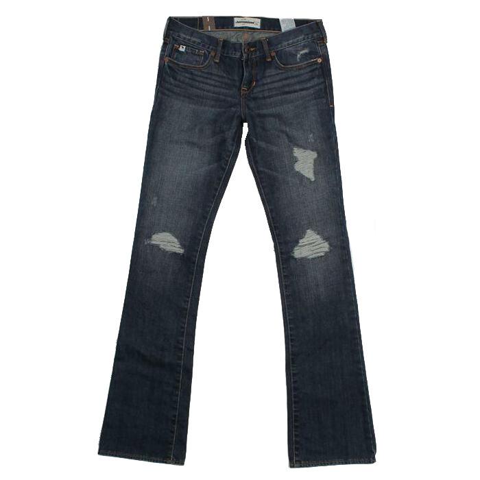 Abercrombie kids - Spodnie jeansowe
