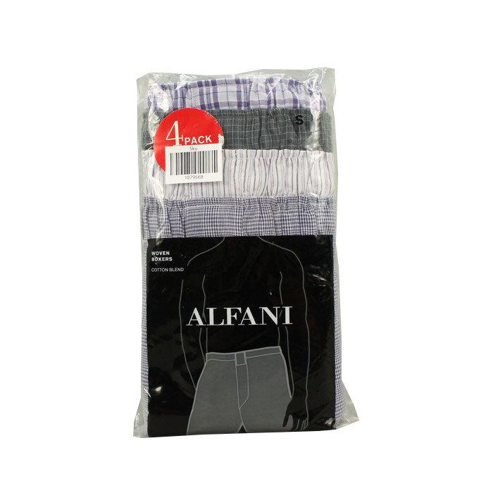 Alfani - Bokserki x 4