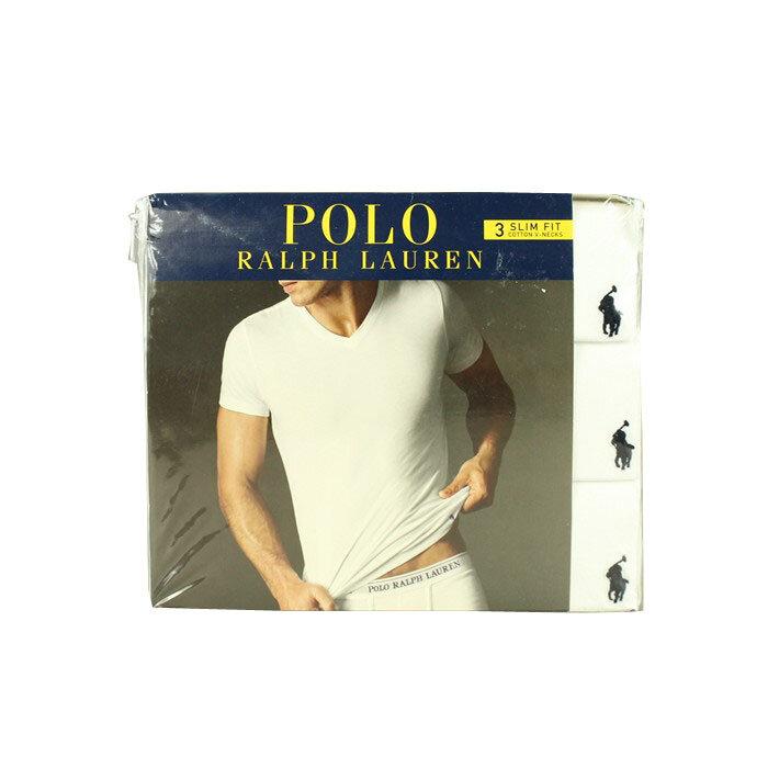 Ralph Lauren - Podkoszulki x 3 - Slim Fit V