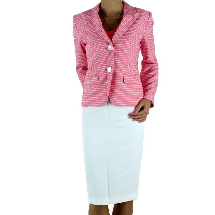 Le Suit - Zestaw Bluzka i Spódnica