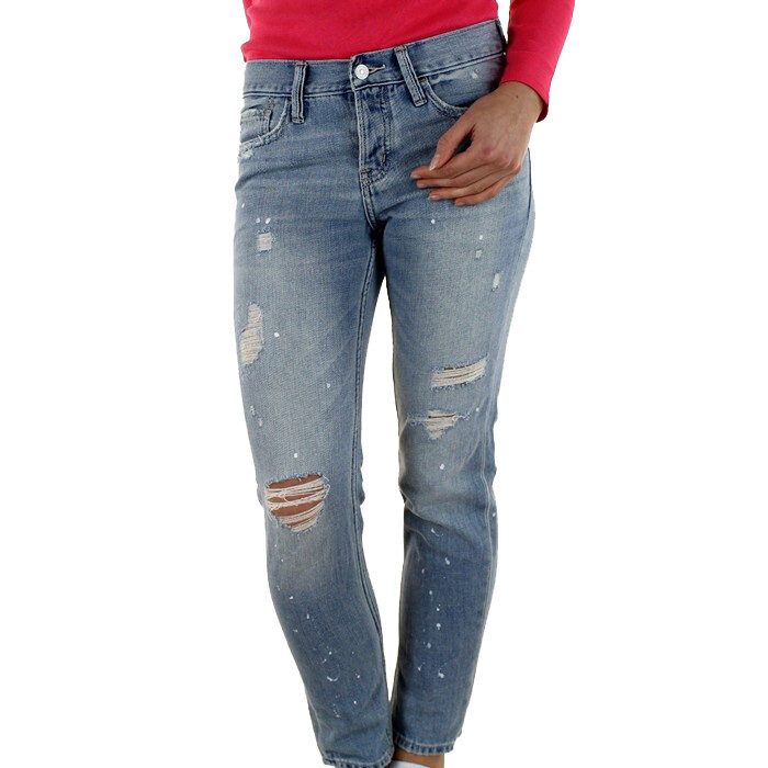 Abercrombie & Fitch - Spodnie jeansowe