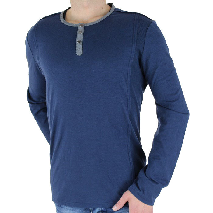 Guess - T-shirt with long sleeves