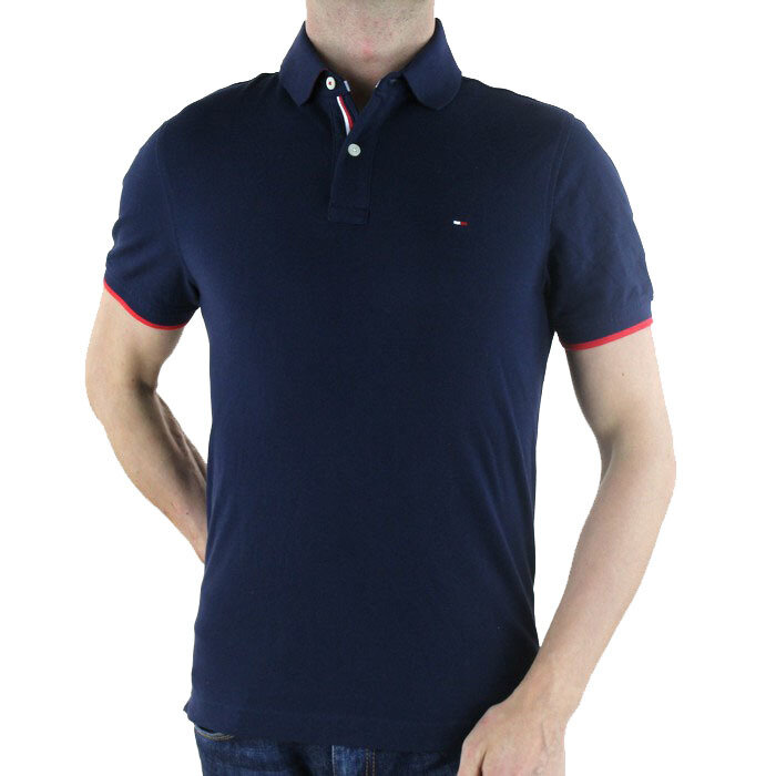 Tommy Hilfiger - Polo - Custom Fit