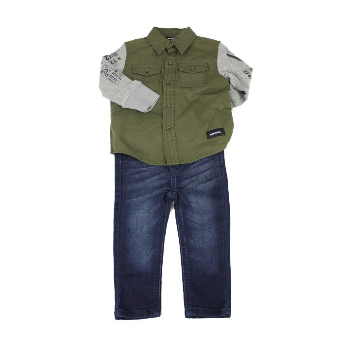 Diesel - Koszula i spodnie