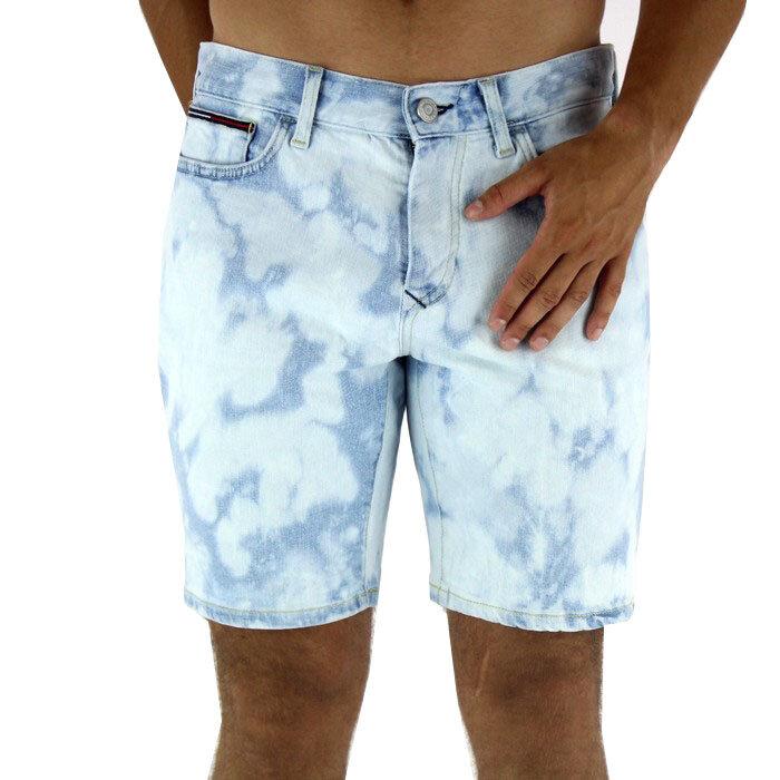 Tommy Hilfiger - Spodenki jeansowe