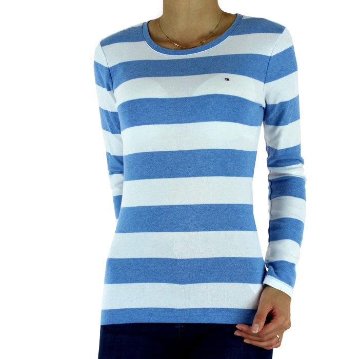 Tommy Hilfiger - T-Shirt mit langen Ärmeln