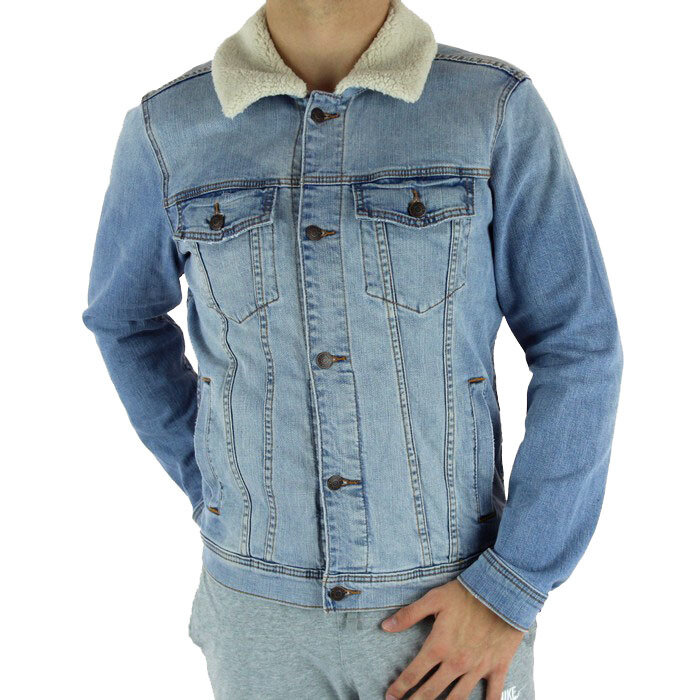 Hollister - Kurtka jeansowa