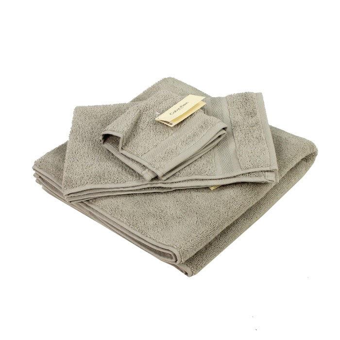 Calvin Klein - Komplet 3 ręczników