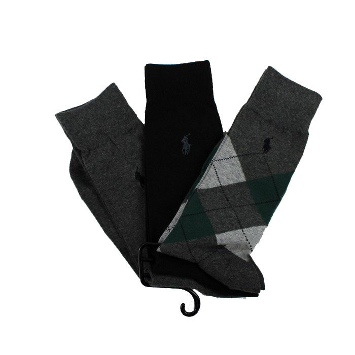Ralph Lauren - Skarpetki x 3