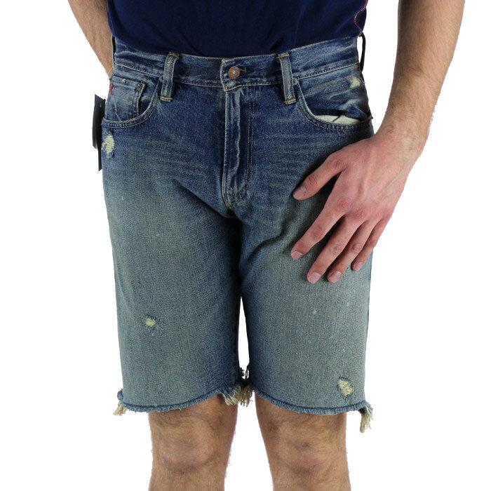 Ralph Lauren - Spodenki jeansowe