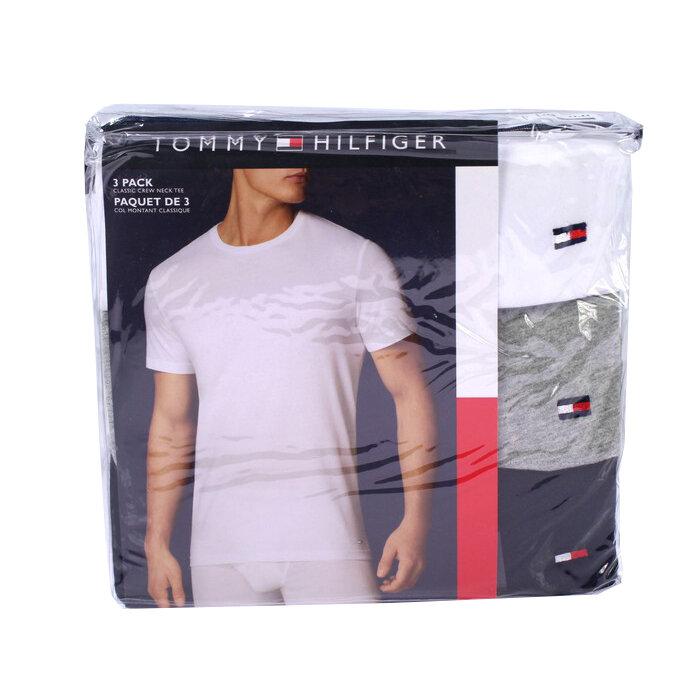 Tommy Hilfiger - Tielko x 3