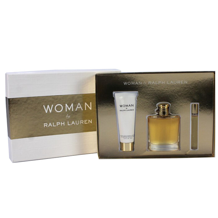 Ralph Lauren - Zestaw perfum 100ml, 10ml, 75ml