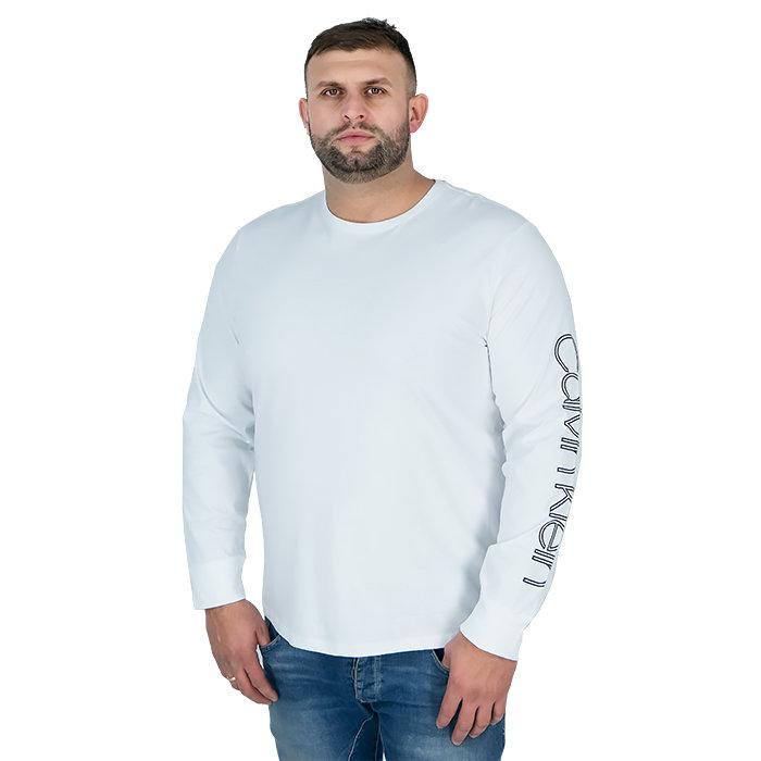 Calvin Klein - Tričko s dlhým rukávom