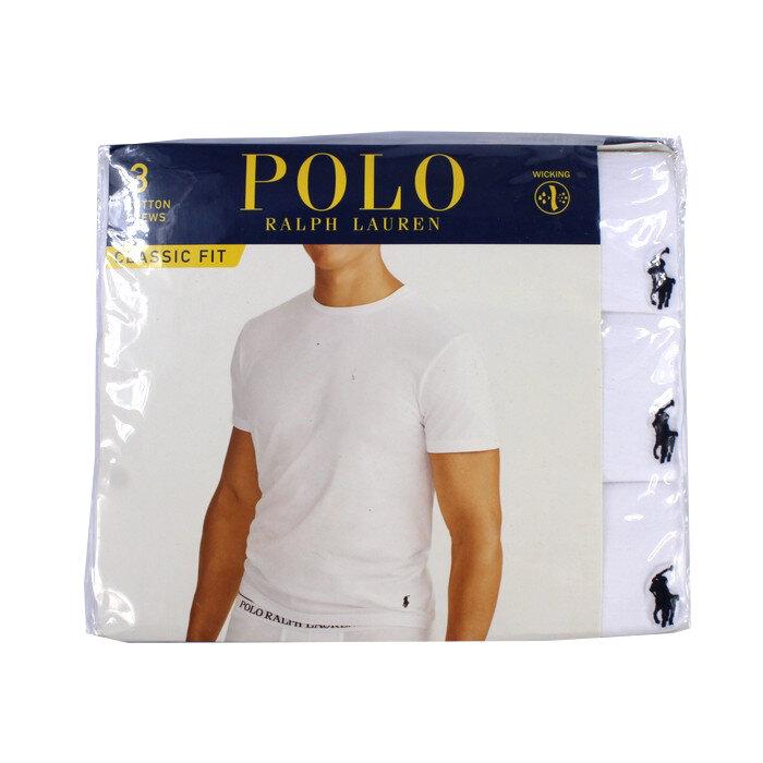 Ralph Lauren - Unterhemden x 3 - Classic Fit