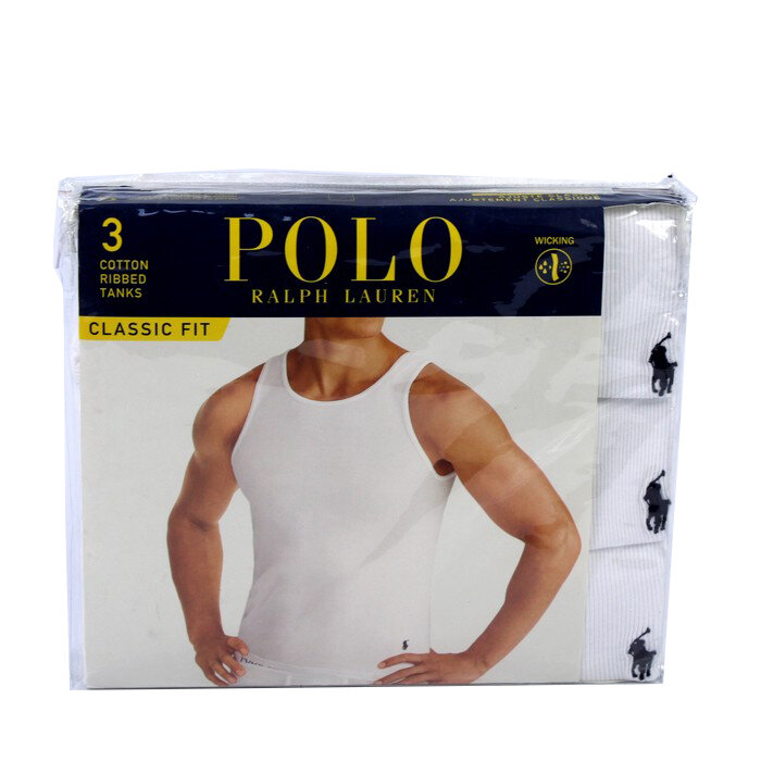Ralph Lauren - Undershirts x 3