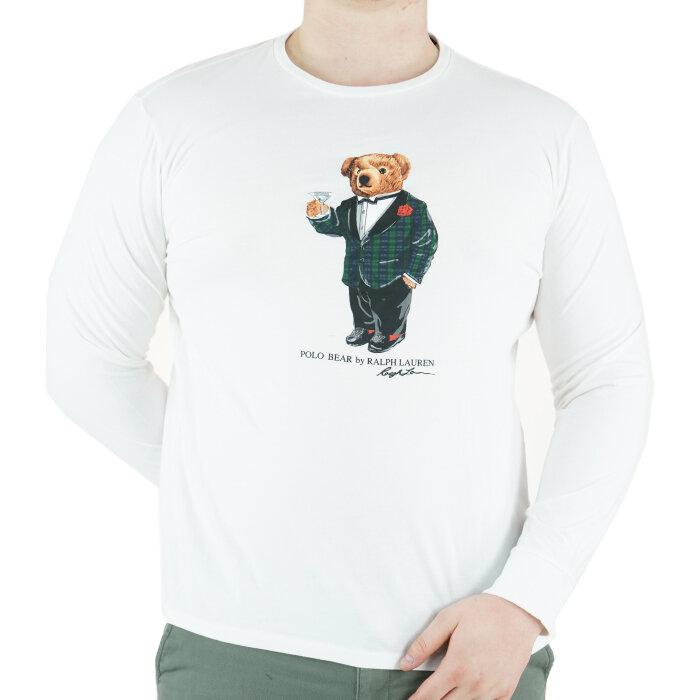 Ralph Lauren - T-shirt with long sleeves