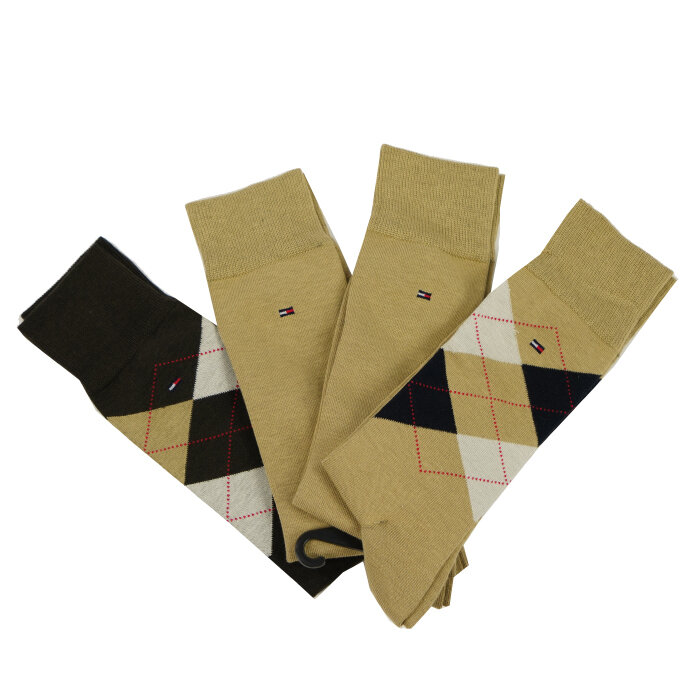 Tommy Hilfiger - Socken x 4