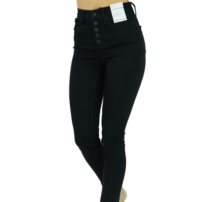 Calvin Klein - Spodnie jeansowe - Hihg rise skinny