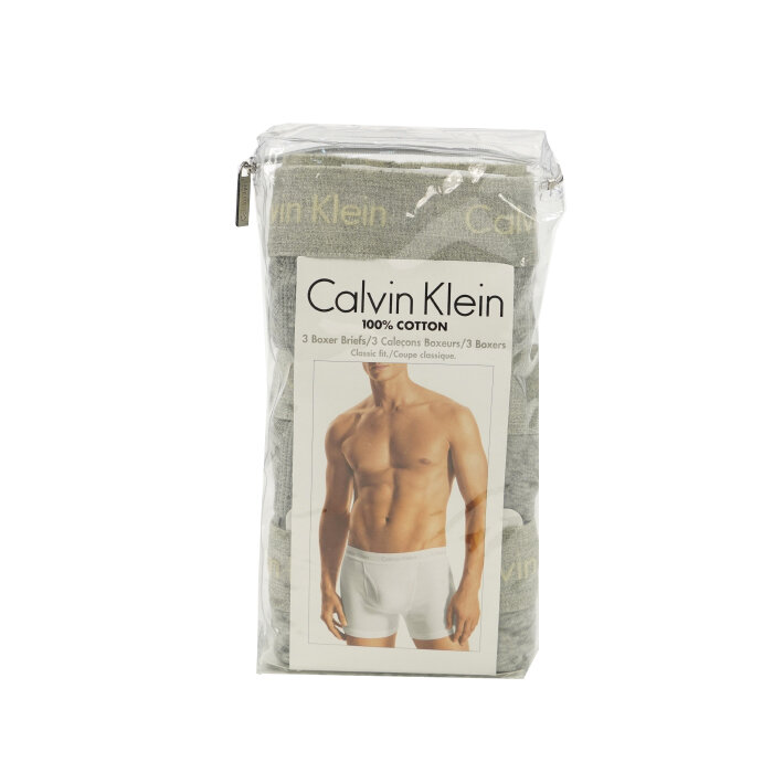Calvin Klein - Boxerky x 3