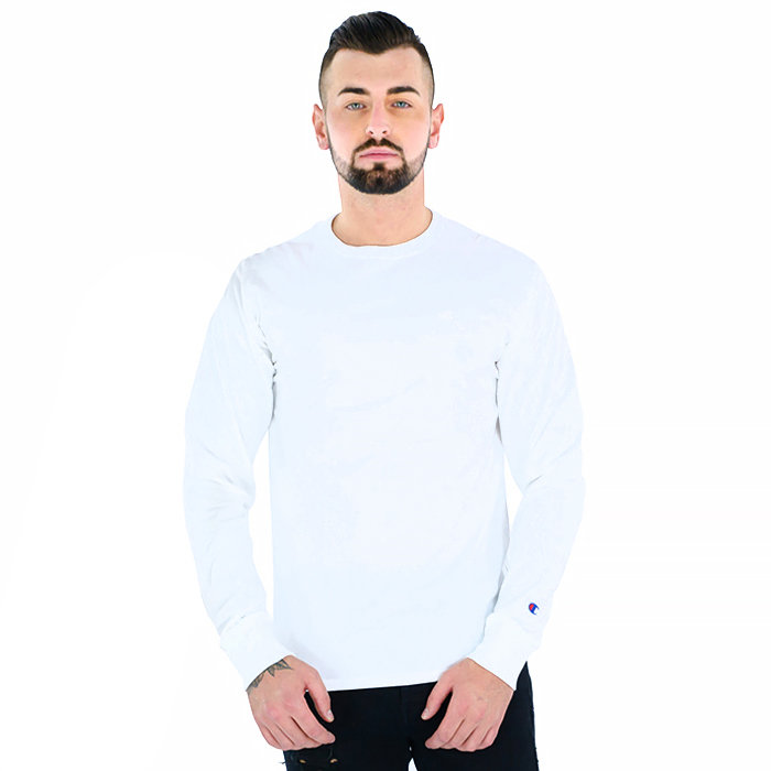Champion - T-shirt with long sleeves