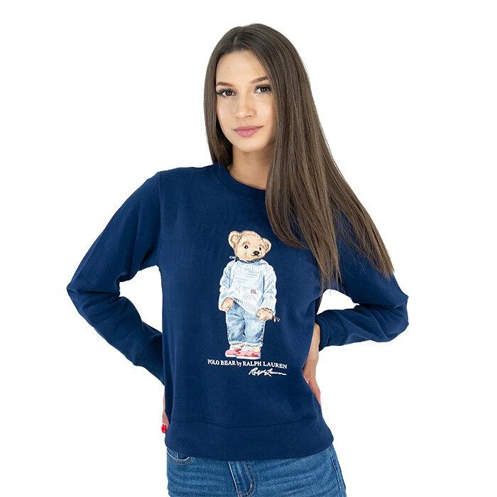 Ralph Lauren - Bluza ocieplana