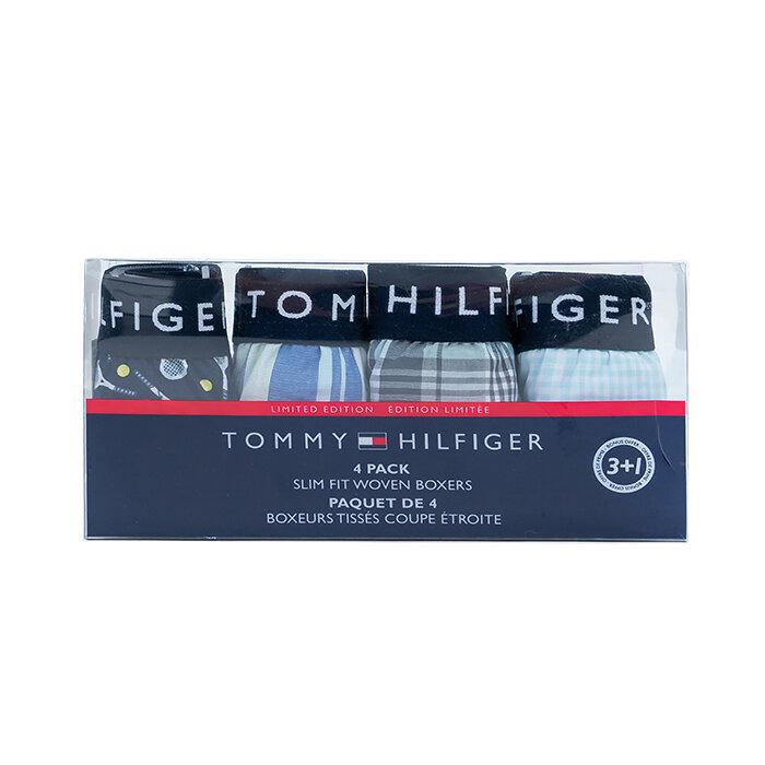 Tommy Hilfiger - Boxershorts x 4