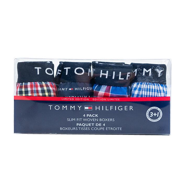 Tommy Hilfiger - Boxerky x 4