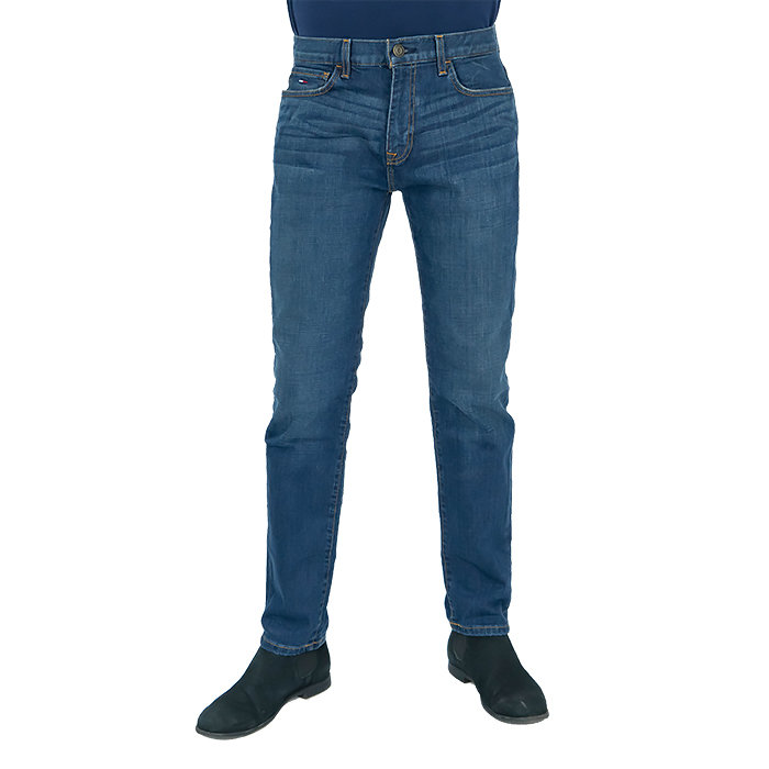 Tommy Hilfiger - Jeans - Stretch straight