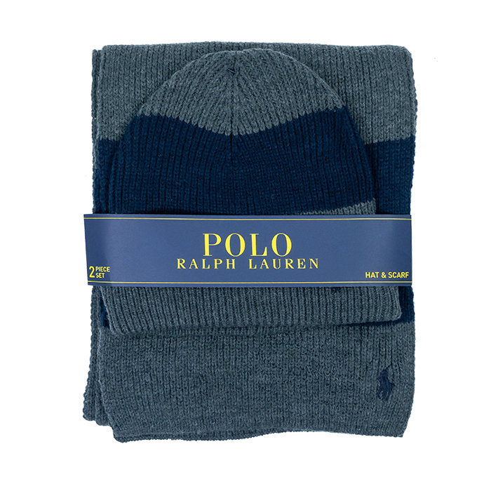 Ralph Lauren - Hat and scarf