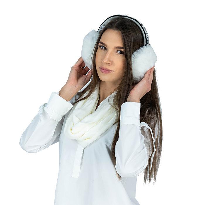 Calvin Klein - Chrániče sluchu a ohrievač krku