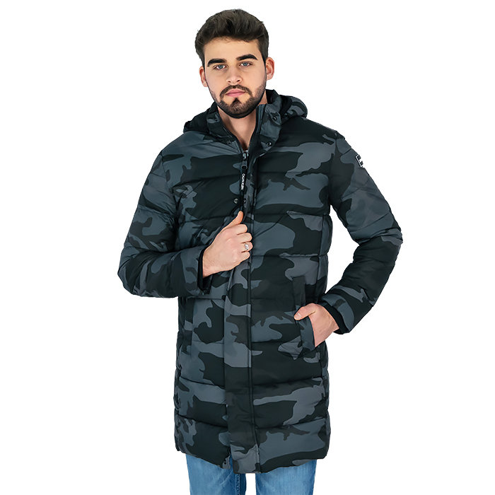 Calvin Klein - Bunda s kapucňou
