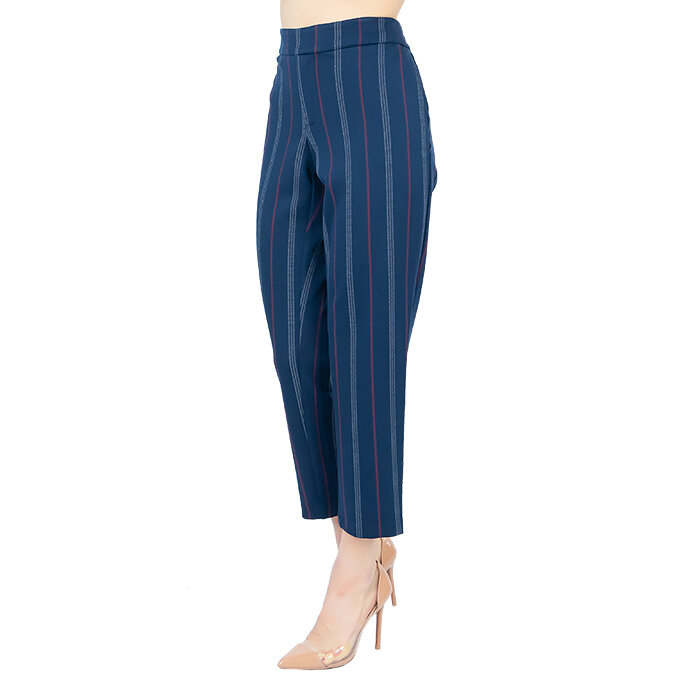 Tommy Hilfiger - Kalhoty - stretch pull-on trouser