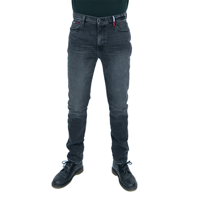 Tommy Hilfiger - Džíny - Stretch slim trapped