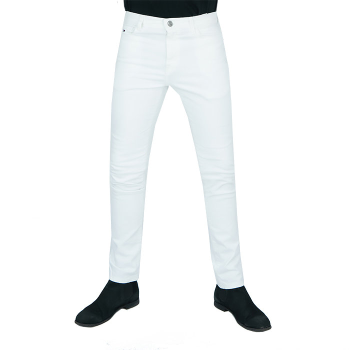 Tommy Hilfiger - Jeansy - Stretch Slim Tapered