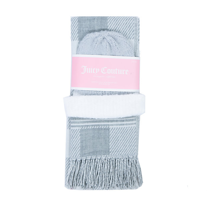 Juicy Couture - Hat and scarf
