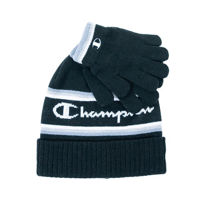 Champion - Čapica a rukavice