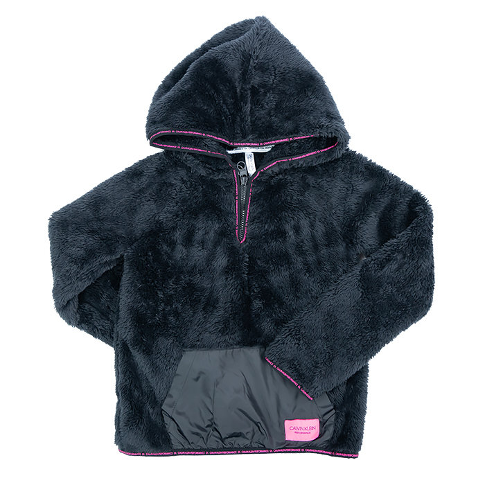 Calvin Klein - Insulated sweatshirt with a hood