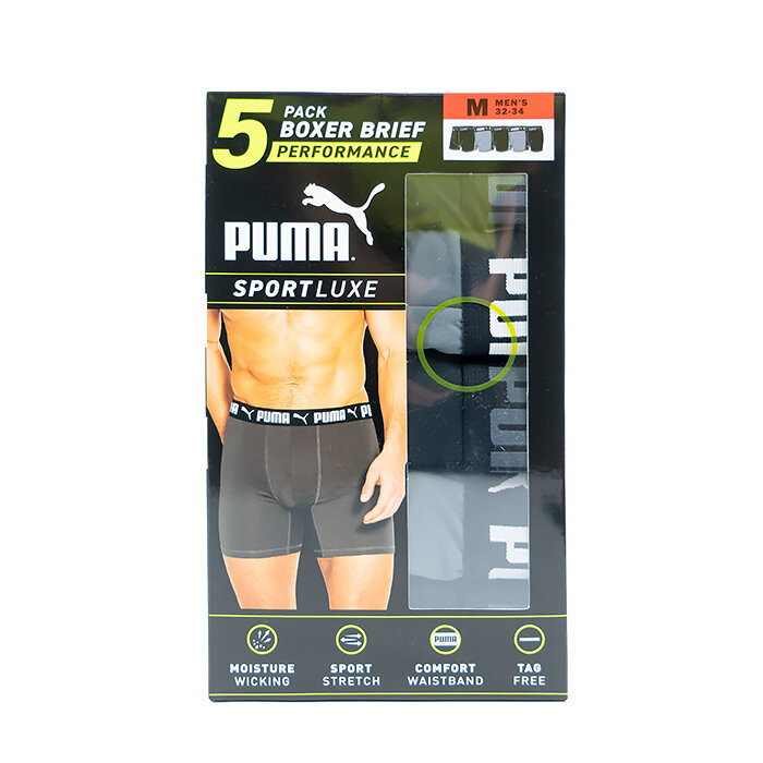Puma - Boxerky x 5
