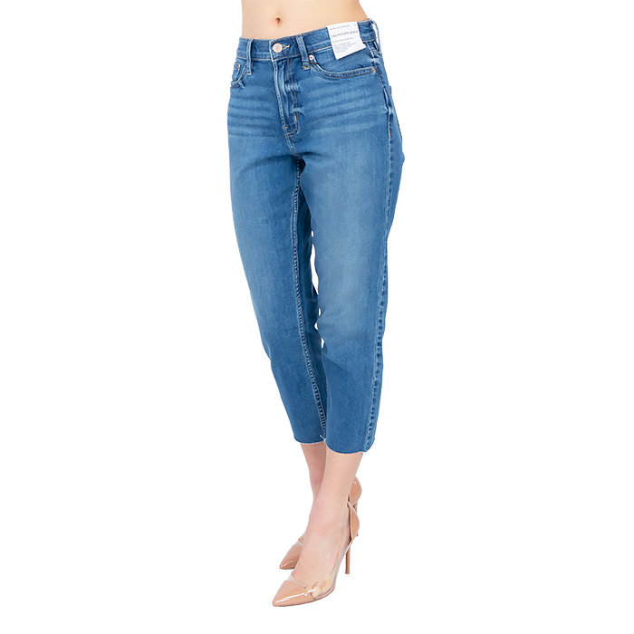 Calvin Klein - Jeansy - High rise classic