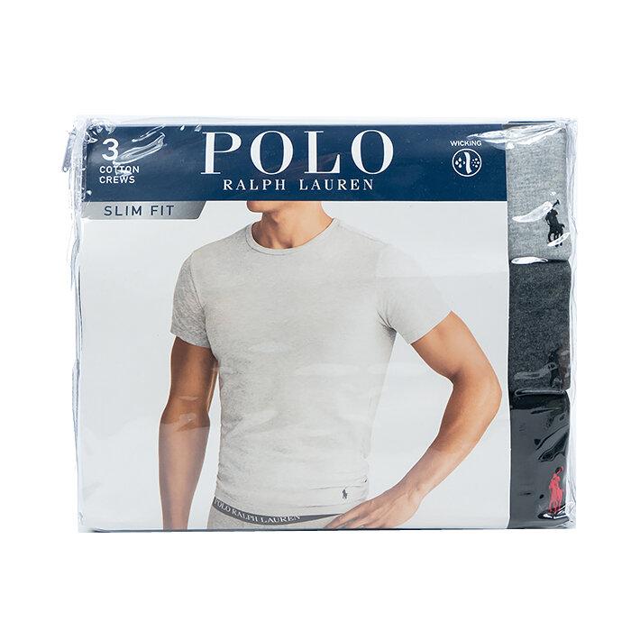 Ralph Lauren - Unterhemden x 3