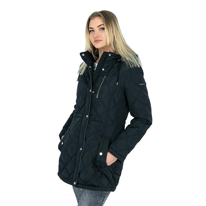 DKNY - Bunda s kapucňou