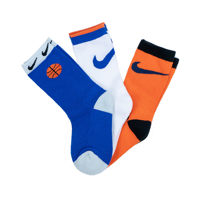 Nike - Socks x 3