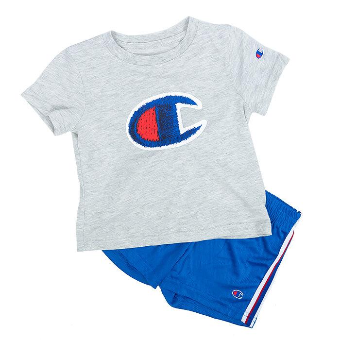 Champion - Bluse und Shorts