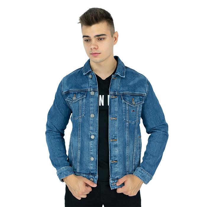 Tommy Hilfiger - Jeansová bunda