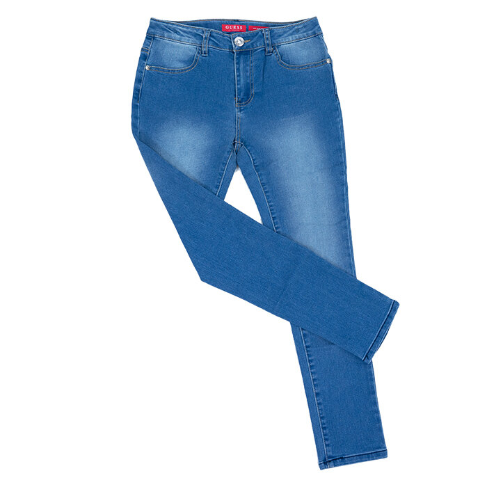 Guess - Nohavice Skinny Fit