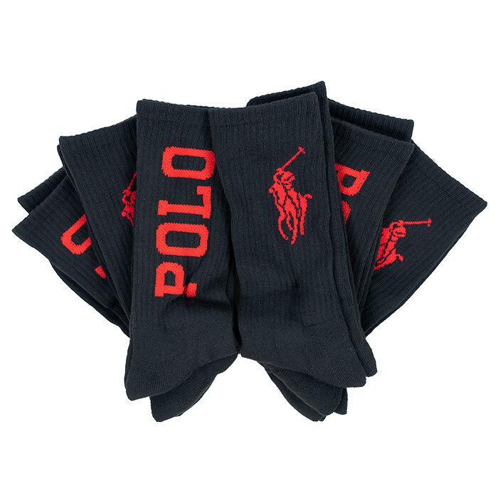 Ralph Lauren - Socken x 6