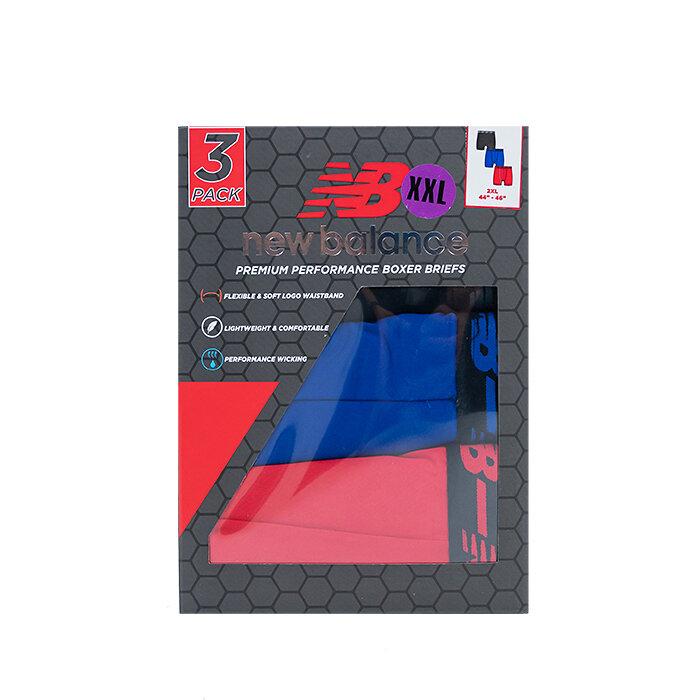New Balance - Boxershorts x 3