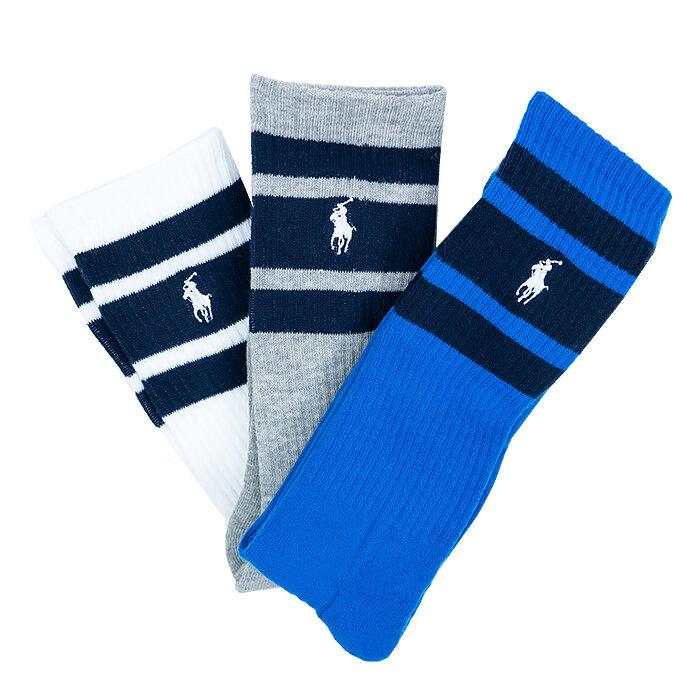 Ralph Lauren - Socken x 3