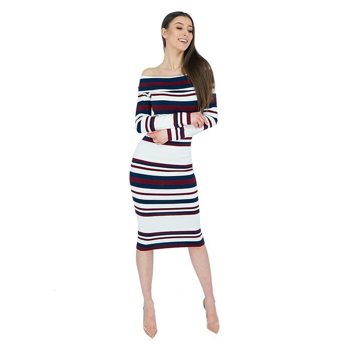 Guess - Sukienka sweterkowa