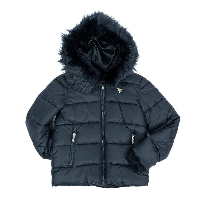 Guess - Bunda s kapucňou